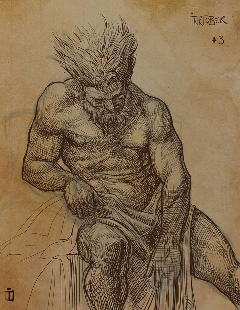 Wolverine by catalinianos