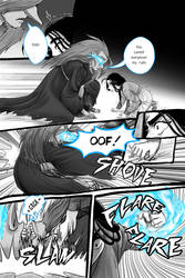 Blue Fire: Ch 2 Pg 18 by InYuJi