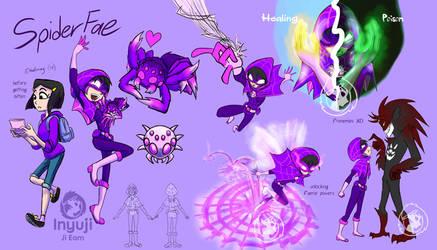 Spidersona- Spider Fae