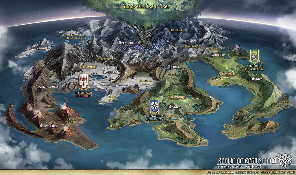 RG Worldmap by Coffee-Straw-LuZi