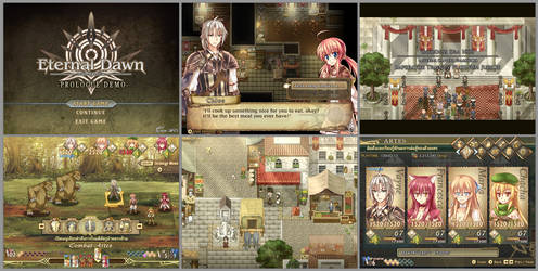 Eternal Dawn Screenshot 2015