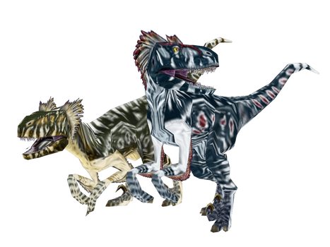 Primal Prey Raptor