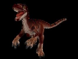 Raptor Red (JWA retex) by Drifter-Dx