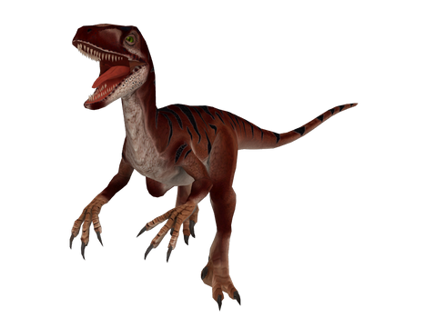 Raptor Red (JWA retex)