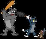 Tom Vs Jerry Vs Spike