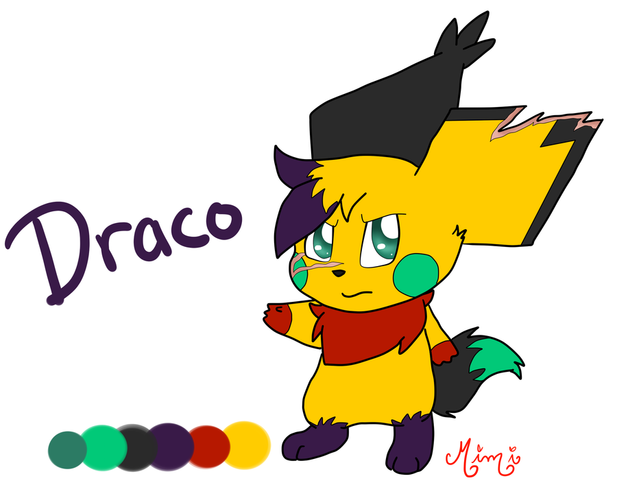Draco Contest by MimiTheFox