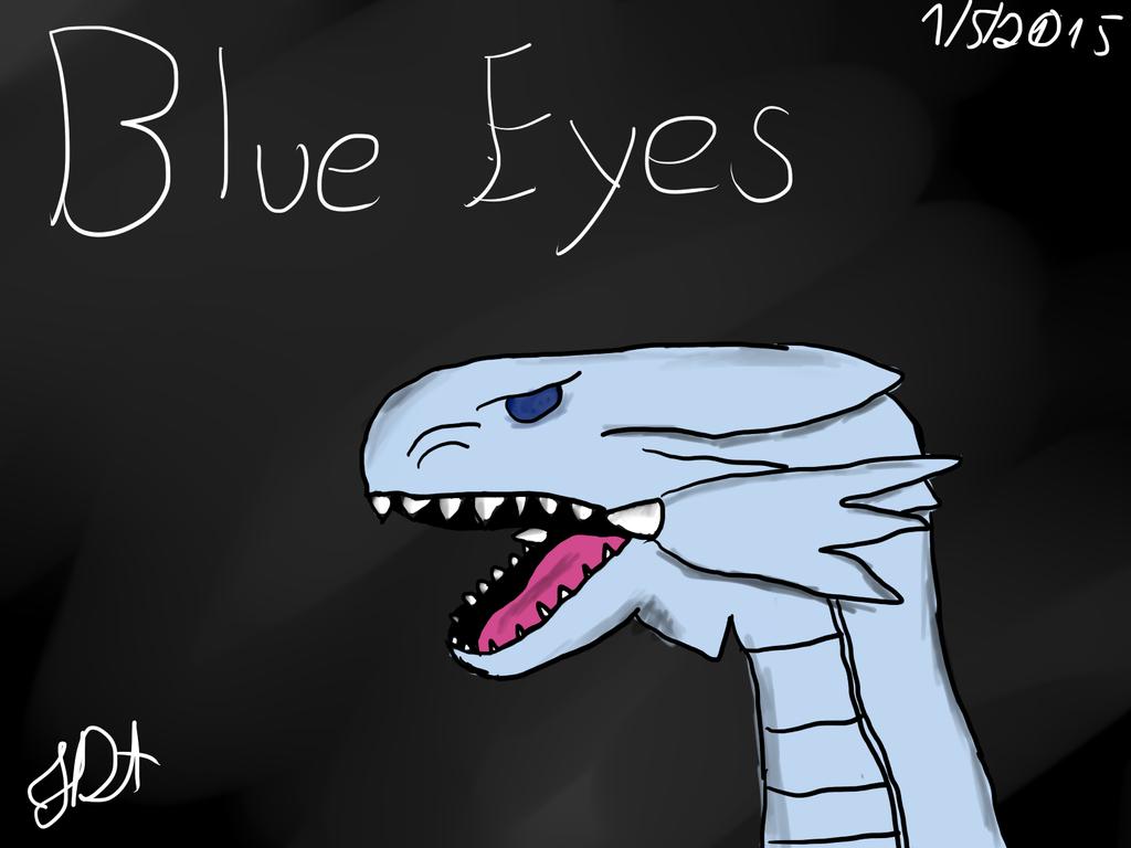 Blue Eyes by Jo220695