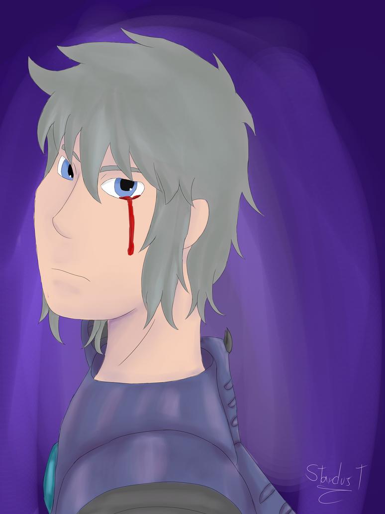 Bloody Tear by Jo220695