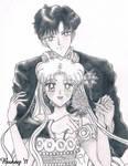 Manga Serenity and Endymion