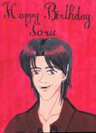 Happy Birthday Toru