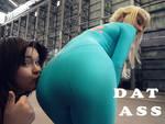 Zero Suit Samus : DAT ASS