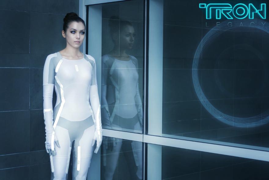 siren in tron legacy - photo #7