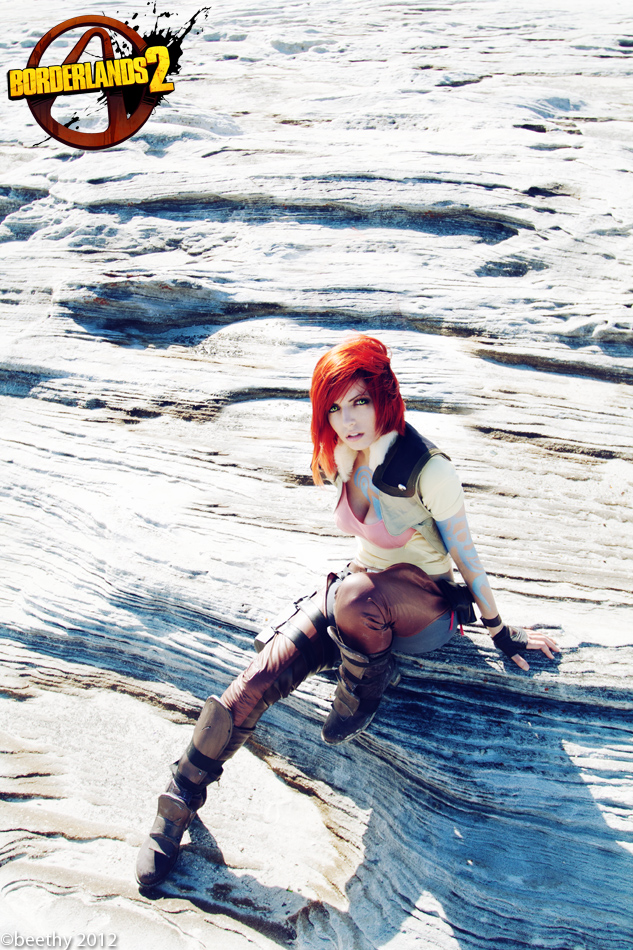 Borderlands 2 - Lilith - 04 - by beethy