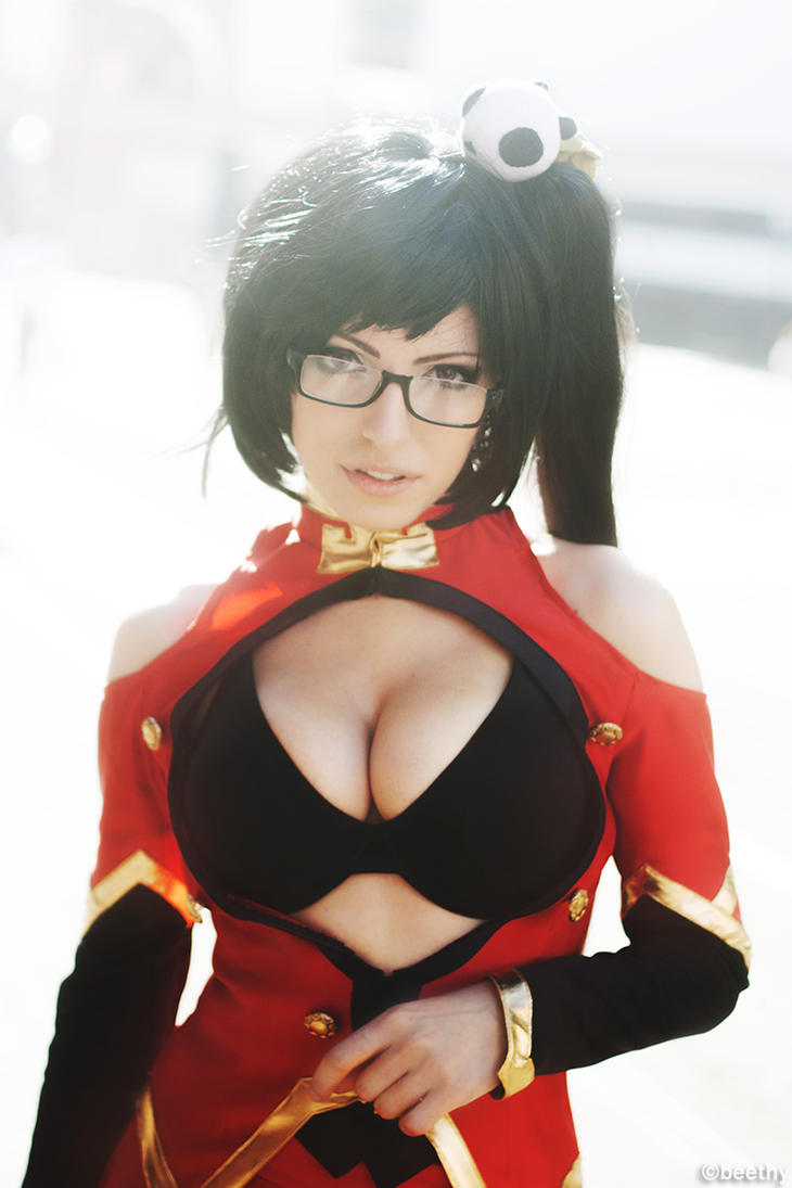 Blazblue - Litchi Faye-Ling by beethy