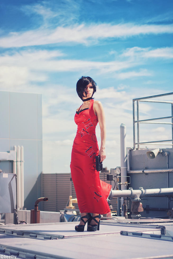 Resident Evil 4 - Ada Wong by beethy
