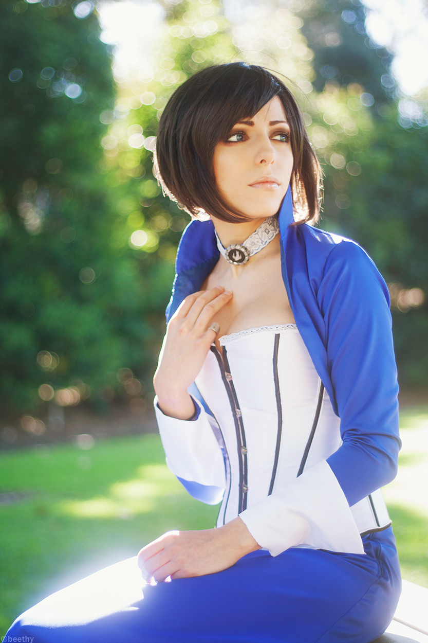 Bioshock Infinite - Elizabeth -01- by beethy