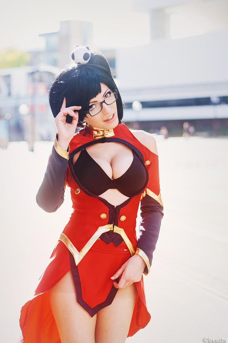 Blazblue - Litchi Faye-Ling [03] by beethy