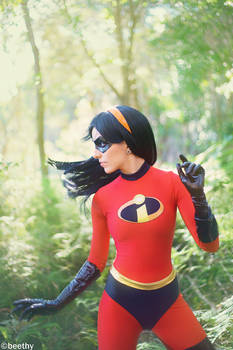 Incredibles - Violet