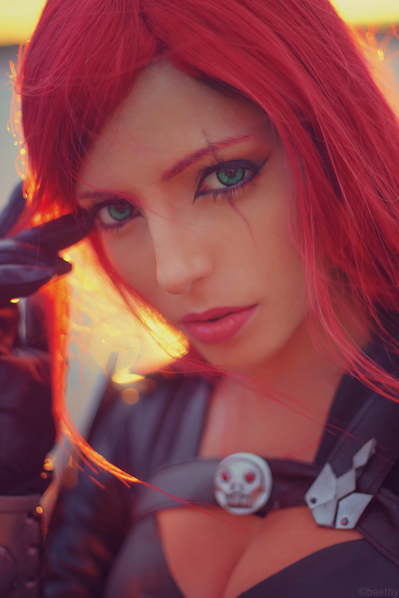 League of Legends - Katarina -04- by beethy