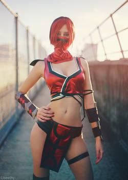 Mortal Kombat - Skarlet