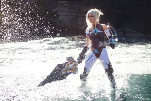 League of Legends - Riven -01-