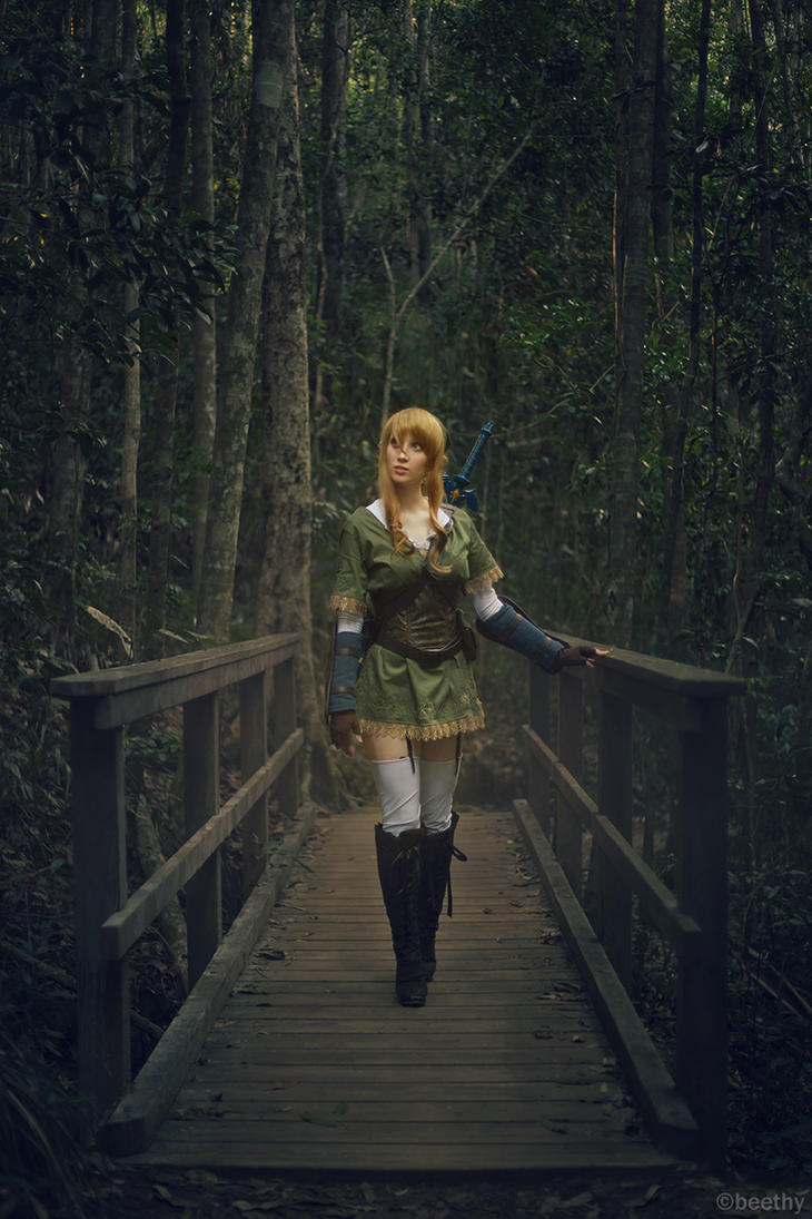 The Legend Of Zelda 01 Kokiri Forest By Beethy On