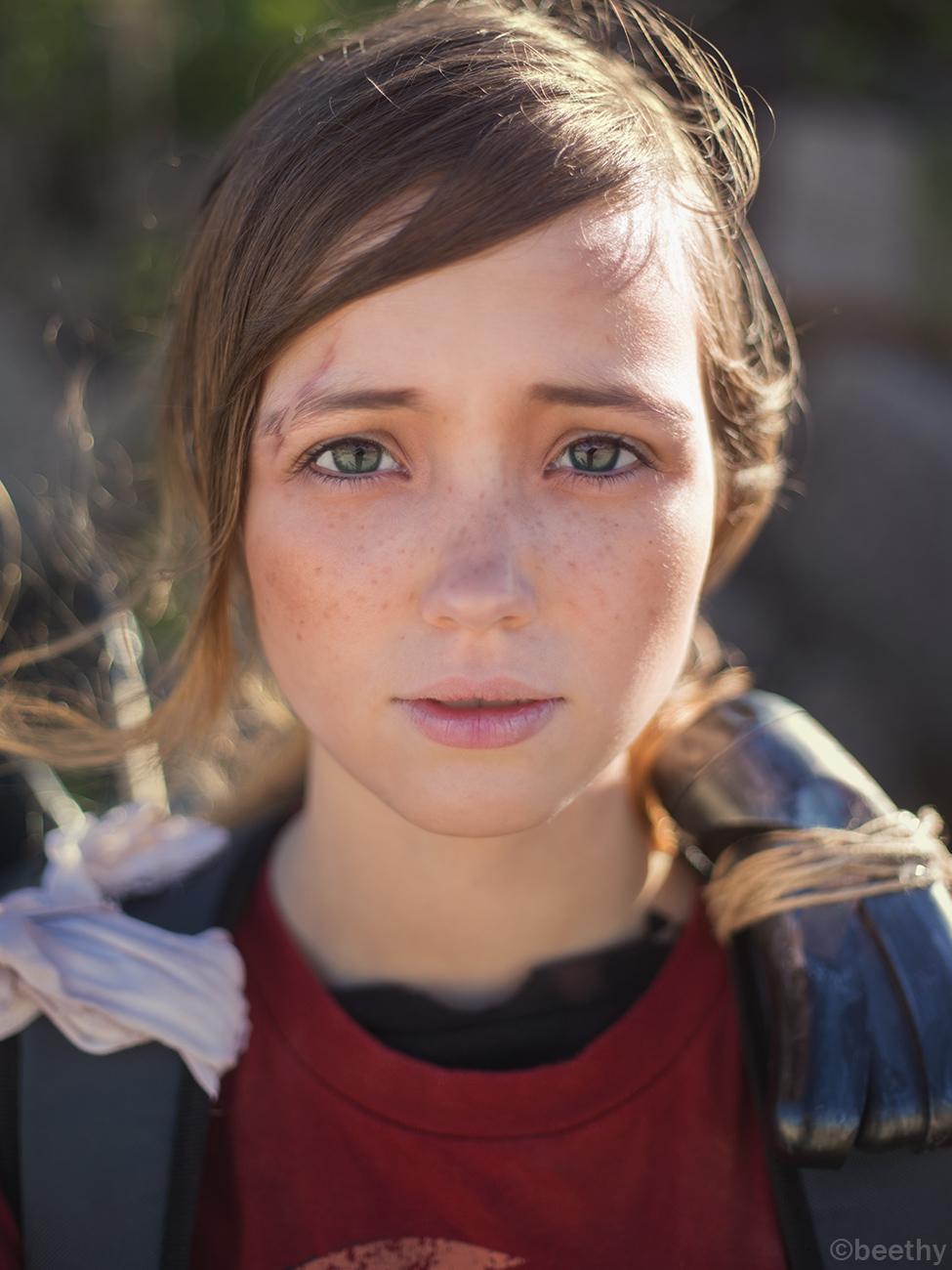 The Last of Us - Ellie -01-
