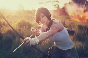 Tomb Raider - Lara Croft by beethy