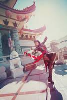 Assassin's Creed: China Chronicles - Shao Jun -01- by beethy