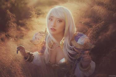 World of Warcraft - Jaina Proudmoore -01-