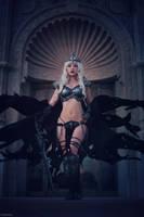 World of Warcraft - Lady Arthas by beethy