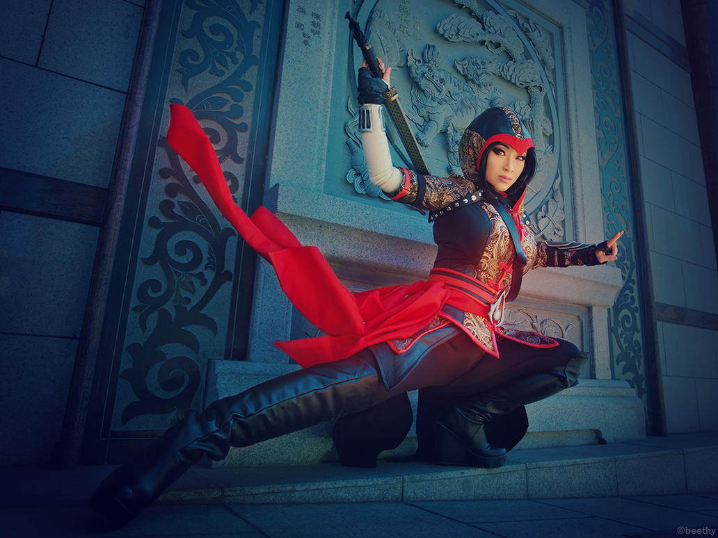 Assassin's Creed: China Chronicles - Shao Jun -02- by beethy