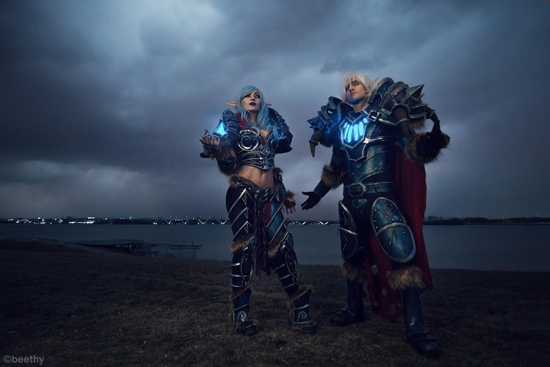 World of Warcraft - Death Knights -01-
