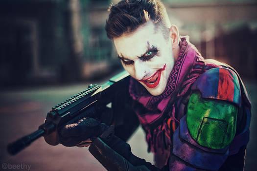 Armored Joker