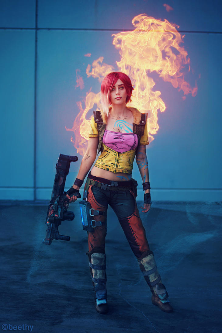Borderlands - Lilith by beethy