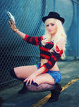Kotobukiya Freddy -02-