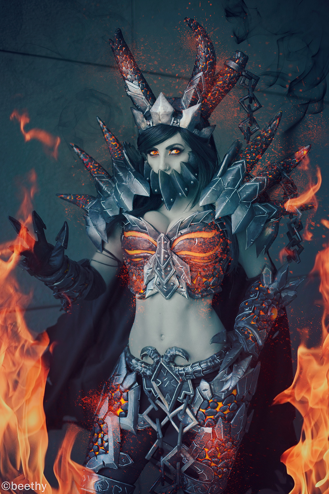 World of Warcraft - Deathwing by beethy