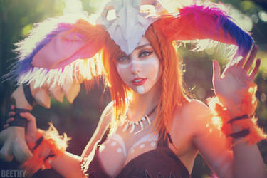 League of Legends - Gnar -01- by beethy