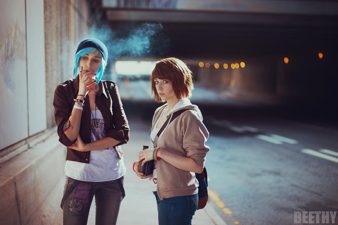 Life is Strange by beethy