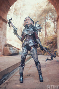 Diablo III - Demon Hunter - 01
