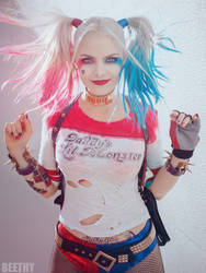 Suicide Squad - Harley Quinn -01- by beethy
