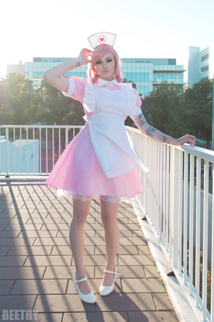 Nurse Joy - Pokemon by beethy