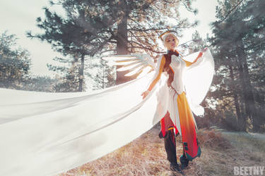Mercy - Overwatch by beethy