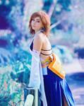 Amy - Yuna - Final Fantasy X