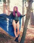 Kayla - Raven - Teen Titans