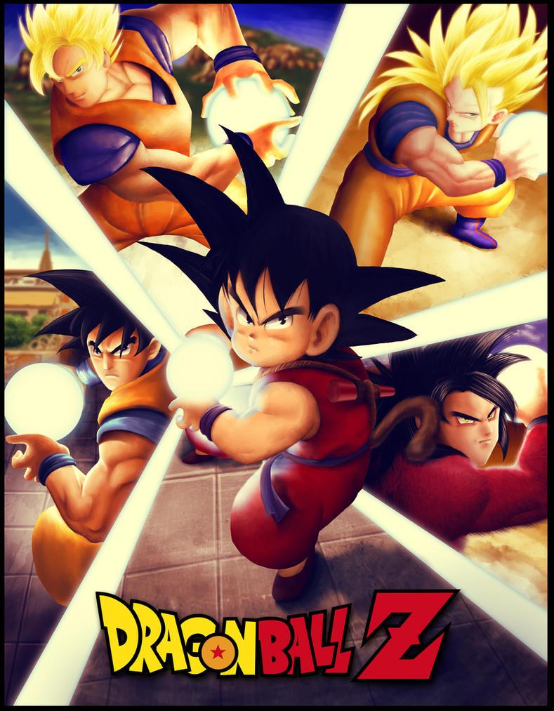 dragonball Z by tapuklok