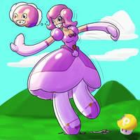 Commission - Argol - Wobbly Windiness 4 by PlayfulElegy