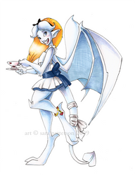 Gargoyle Alice by Ellis1342