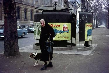 Paris by vintagephotos