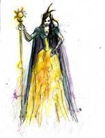 The Princess Boa by TerryBlas